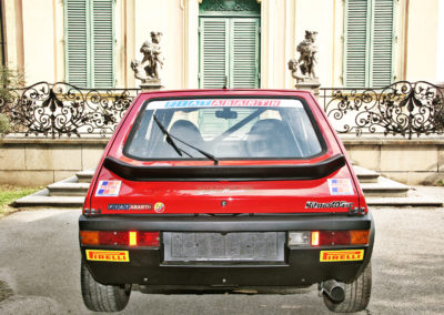 Fiat Ritmo 105 TC - the schwab collection