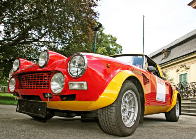 Fiat 124 Abarth - the schwab collection
