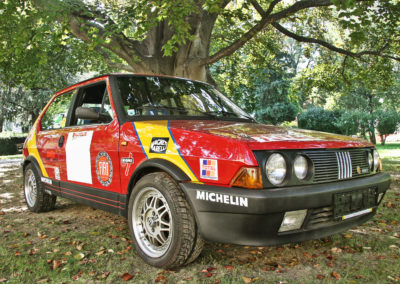 Fiat 130 Ritmo TC Abarth - the schwab collection