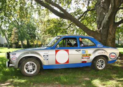 Ford Escort MK1 2000 RS - the schwab collection