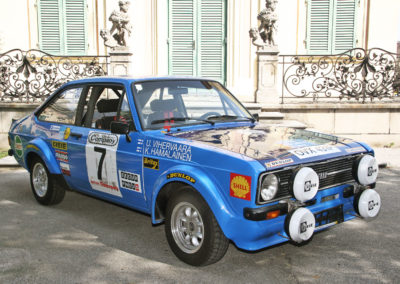 Ford Escort MK2 2000 RS - the schwab collection