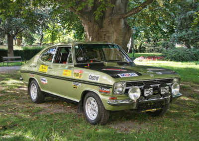 Opel Kadett B - the schwab collection