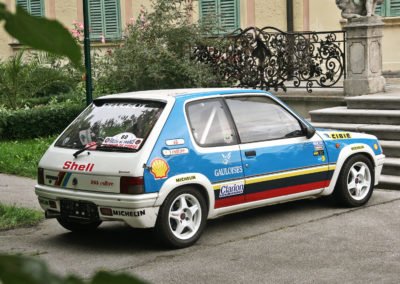 Peugeot 205 Rally - the schwab collection