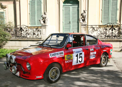 Skoda 130 RS - the schwab collection